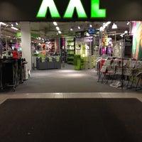 Photo taken at XXL Sport & Villmark by Jan Helge M. on 10/9/2013