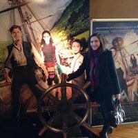 Photo taken at Cinelandia by Alina on 11/22/2015