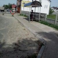 Photo taken at Остановка Анни by Ruslan P. on 5/30/2013