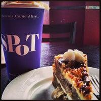 Photo taken at Spot Coffee by Kim M. on 6/22/2013