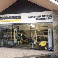 Photo taken at Karcher Store Marina PV by Karcher M. on 10/17/2013