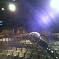 Photo taken at Cornerstone Community Church by Chris J. on 10/25/2012