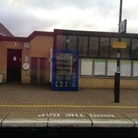 Photo taken at Leighton Buzzard Railway Station (LBZ) by romany on 11/28/2012