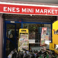 Photo taken at Enes Mini Market by Gokhan Y. on 7/5/2013