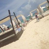 Photo taken at Mamita's Beach Club by Luis G. on 7/9/2013