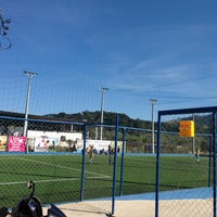 Photo taken at Escola De Futebol Zico 10 by Lúcio P. on 7/12/2013