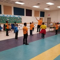 Photo taken at Mooneyham Elementary by Rob B. on 1/31/2018