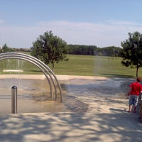 Photo taken at Ash Woods Park by Rob B. on 8/16/2013