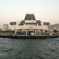 Photo taken at Konak Vapur İskelesi by 🇹🇷 Berkay KUŞ on 8/20/2013