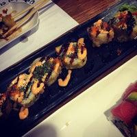 Photo taken at Midori Sushi by John P. on 4/5/2015