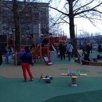 Das Foto wurde bei Olimpia park von Ákos K. am 3/22/2014 aufgenommen