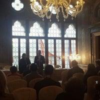 Photo taken at Ca' Sagredo Hotel Venice by Magda B. on 2/3/2016