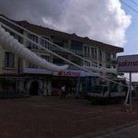 Photo taken at Sakmar Süpermarket by Oğuzhan T. on 7/6/2013