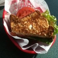 Photo taken at Joe's Bagel Cafe by AJ H. on 11/24/2012