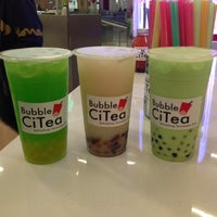 Photo taken at Bubble CiTea by James F. on 9/20/2014