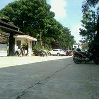 Photo taken at SMP Negeri 1 Bandung by Fajri A. on 5/30/2013