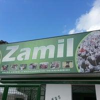 Photo taken at Zamil Produtos Veterinarios by Eduardo L. on 5/29/2013