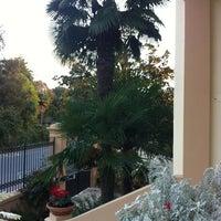 Photo taken at B&B Il giardino del pettirosso by Erhan A. on 10/22/2012