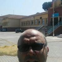 Photo taken at alaşehir ortaokulu by Hakan P. on 9/9/2015
