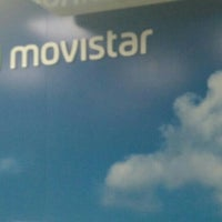 Photo taken at Movistar by Carla E. on 7/19/2016