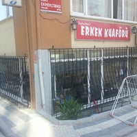 Photo taken at Koray Erkek Berberi by Hakan A. on 7/4/2013