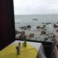Photo taken at Restaurant Bellamar by Camila O. on 3/1/2014