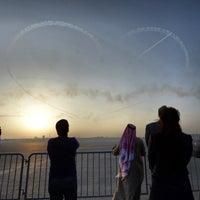 Photo taken at Sakhir Airbase by Mazen M. on 1/16/2014
