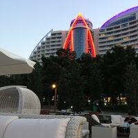 7/1/2013 tarihinde Kamil I.ziyaretçi tarafından Jumeirah Bilgah Beach Hotel'de çekilen fotoğraf