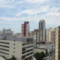 Photo taken at FMU - Campus Liberdade by Rafael A. on 10/28/2012