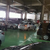 Photo taken at Toyota North Edsa by Martin Jude G. on 4/20/2017