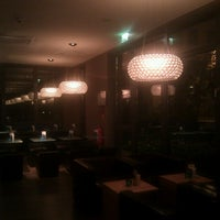 Photo taken at Motel One Dresden-Palaisplatz by Dzvinka M. on 11/2/2012