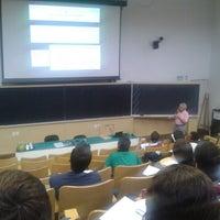 Photo taken at Instituto de Física Teórica da UNESP by Samuel B. on 12/3/2013