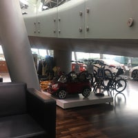 Photo taken at BMW SERVICE by Adel A. on 4/17/2017