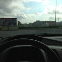 Photo taken at Autoroute 13 by Émilie W. on 7/18/2013
