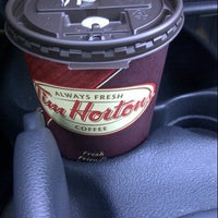 Photo taken at Tim Hortons by Marc C. on 11/8/2013