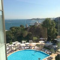 7/24/2013 tarihinde Edin P.ziyaretçi tarafından Swissôtel The Bosphorus'de çekilen fotoğraf