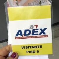 Photo taken at Asociación de Exportadores - ADEX by Pam S. on 9/28/2015