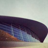 Photo taken at Better London Aquatics Centre by Kevin M. on 3/8/2014