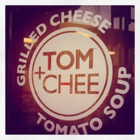 Photo taken at Tom + Chee by Matt M. on 9/26/2012