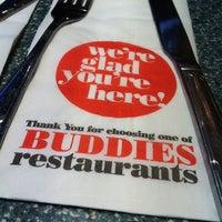 Das Foto wurde bei Buddies Diner von Rachel C. am 3/16/2013 aufgenommen