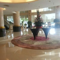 Photo taken at Kingdom Hotel Yiwu by Marios G. on 10/23/2012