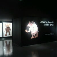 Photo taken at Museu do Oriente by Marta A. on 7/19/2013