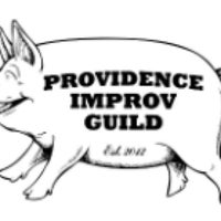 Photo taken at Providence Improv Guild by Melissa B. on 5/29/2013