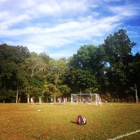 Photo taken at H V Griffin Park by Ginger Bobo S. on 10/4/2014