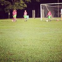 Photo taken at H V Griffin Park by Ginger Bobo S. on 9/6/2014