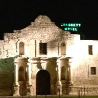 Photo taken at The Alamo by Natalie K. on 6/8/2013