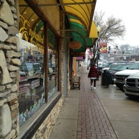 Photo taken at Historic Downtown Branson by VisuaLStimuluS A. on 3/23/2013