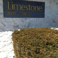 Photo taken at Limestone Rest Area - Southbound by VisuaLStimuluS A. on 3/21/2013