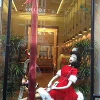 Photo taken at Charlotte Olympia by Gemma C. on 12/22/2012