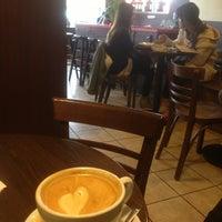 Photo taken at Lucid Cafe by Derek T. K. on 3/17/2013